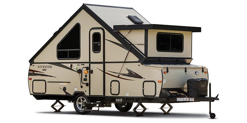 2018 Forest River Rockwood Hard Side (Expandable Trailer)