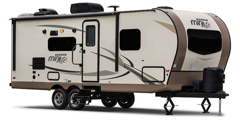 2018 Forest River Rockwood Mini Lite (Travel Trailer)
