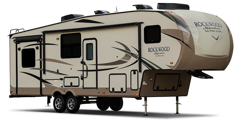 2018 Forest River Rockwood Signature Ultra Lite (Fifth Wheel)