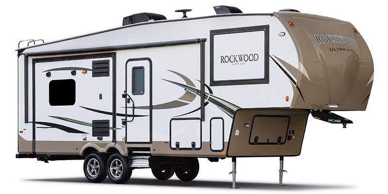 2018 Forest River Rockwood Ultra Lite (Fifth Wheel)