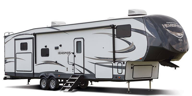2019 Forest River Salem Hemisphere GLX (Fifth Wheel)