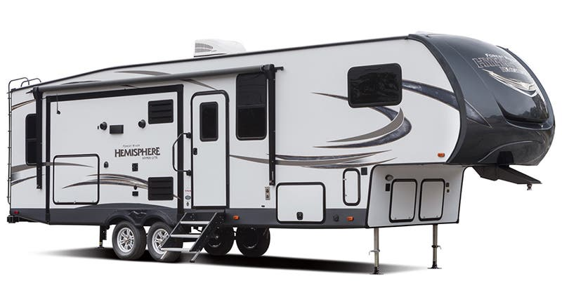 2018 Forest River Salem Hemisphere Lite (Fifth Wheel)