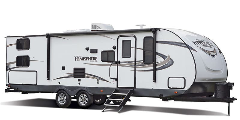2018 Forest River Salem Hemisphere Lite (Travel Trailer)