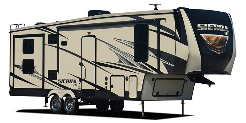 2018 Forest River Sierra HT (Fifth Wheel)