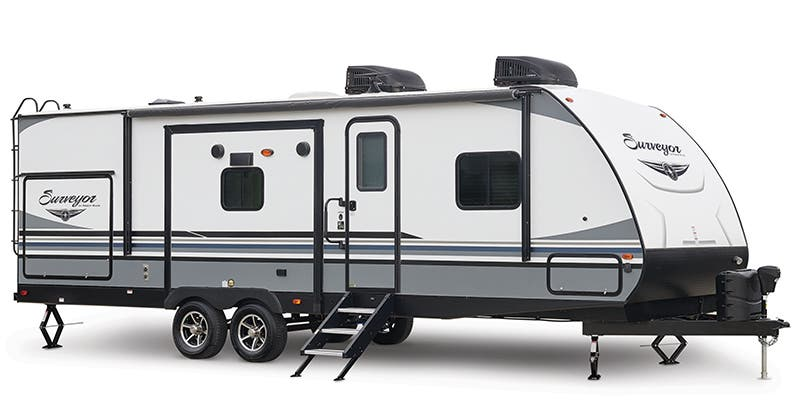 2018 Forest River Surveyor (Travel Trailer)