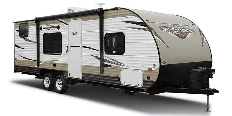2018 Forest River Wildwood X-Lite (Travel Trailer)