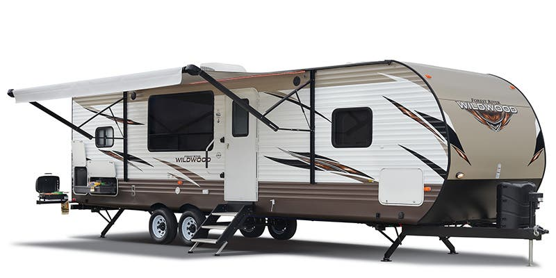 Find Specs for 2019 Forest River Wildwood Travel Trailer RVs
