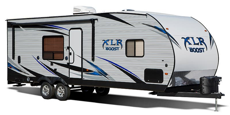 Find Specs for 2018 Forest River XLR Boost Toy Hauler RVs