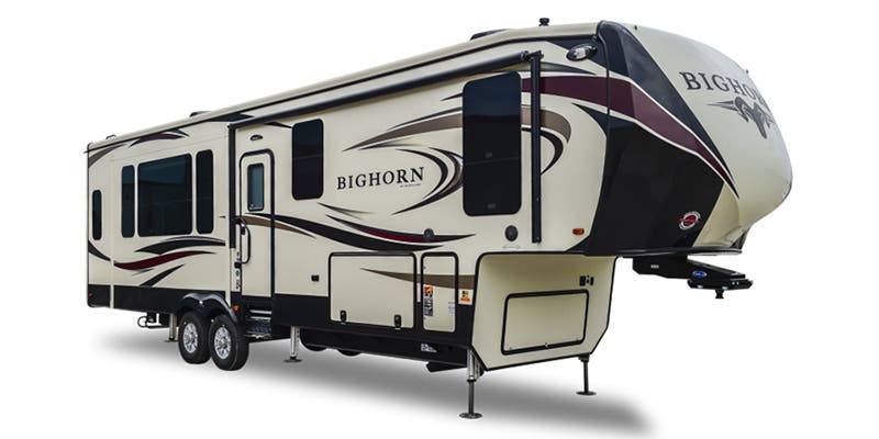 2018 Heartland RV Bighorn (Fifth Wheel)