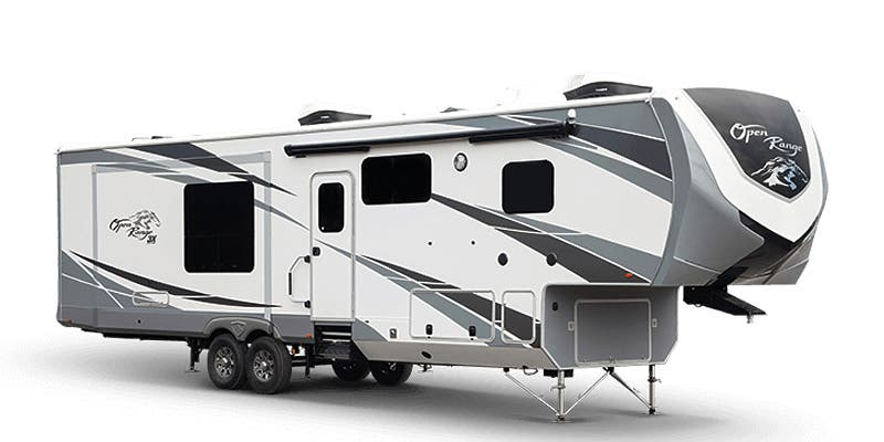 2018 Highland Ridge Open Range 3X (Fifth Wheel)