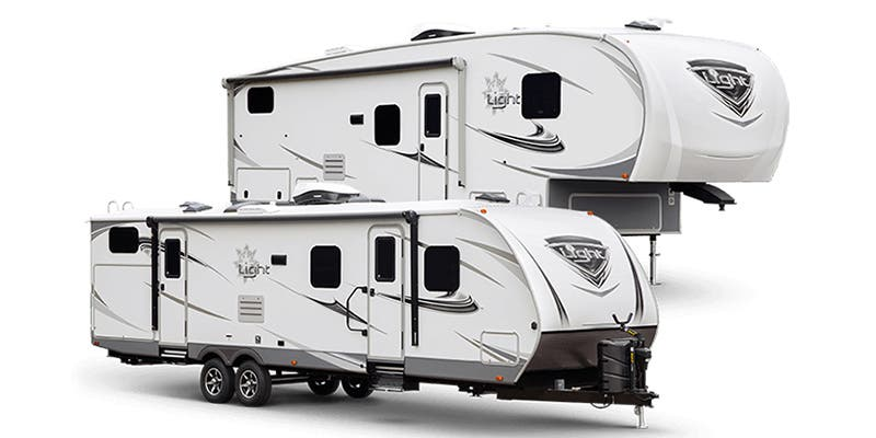 2018 Highland Ridge Open Range Light (Travel Trailer)