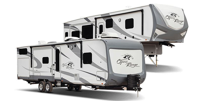 Find Specs for 2018 Highland Ridge Open Range Roamer Fifth Wheel RVs