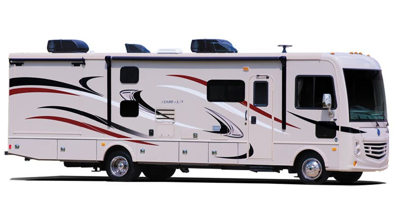 Find Specs for 2018 Holiday Rambler Admiral XE Class A RVs