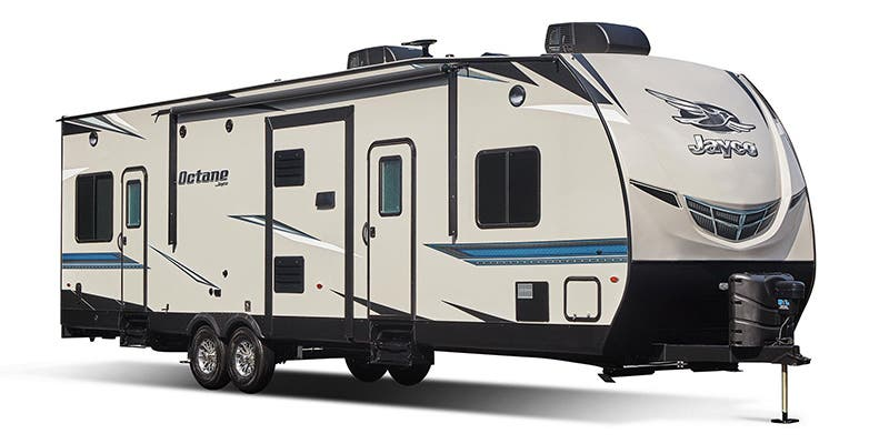 Find Specs for 2018 Jayco Octane Toy Hauler RVs