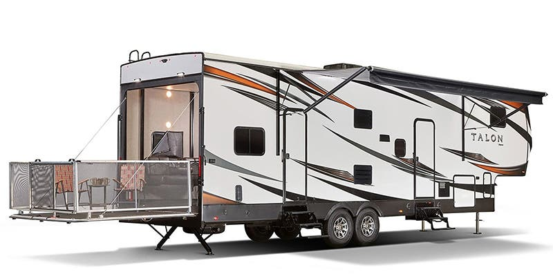 Excellent Full Specs For 2018 Jayco Talon 413T Rvs Rvusa Com Wiring Database Mangnorabwedabyuccorg