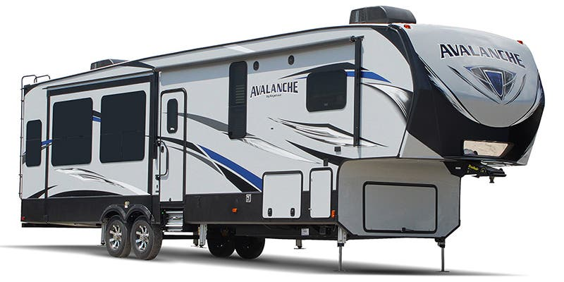 2018 Keystone Avalanche (Fifth Wheel)