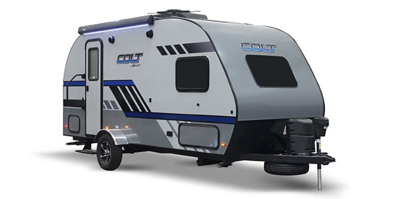 2019 Keystone Bullet Colt (Travel Trailer)