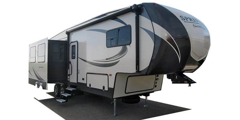 Find Specs for 2018 Keystone Sprinter Fifth Wheel RVs