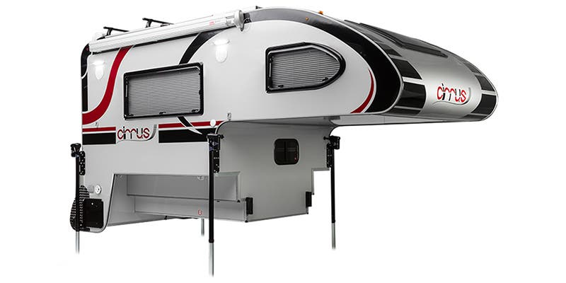 Find Specs for 2019 NuCamp Cirrus Truck Camper RVs