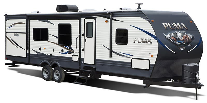 Find Specs for 2019 Palomino Puma Travel Trailer RVs