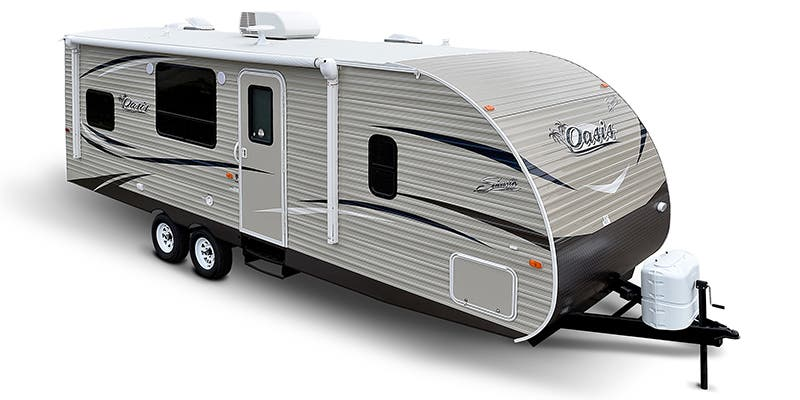 2018 Shasta Oasis (Travel Trailer)