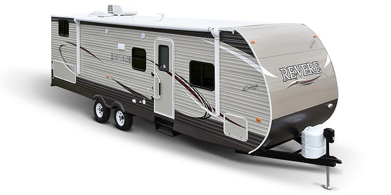 2018 Shasta Revere (Travel Trailer)