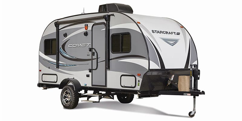 Find Specs for 2018 Starcraft Comet Mini Travel Trailer RVs