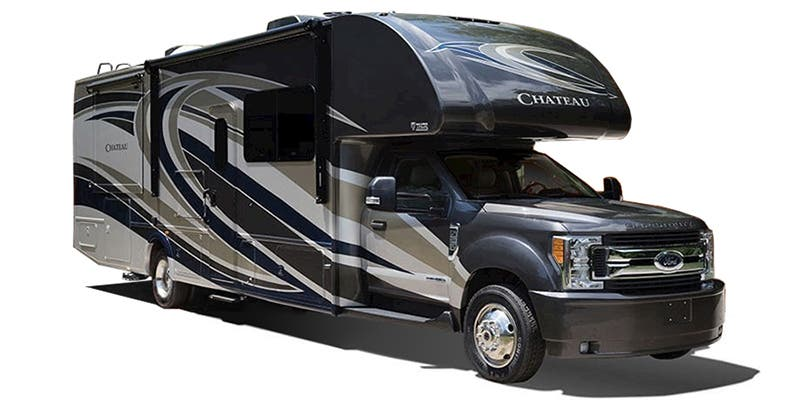 Find Specs for 2019 Thor Motor Coach Chateau Super C Class C RVs