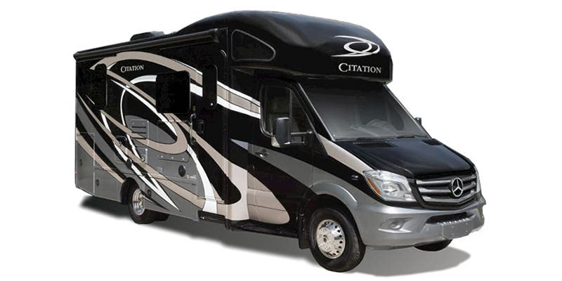 Find Specs for 2018 Thor Motor Coach Citation Sprinter Class C RVs