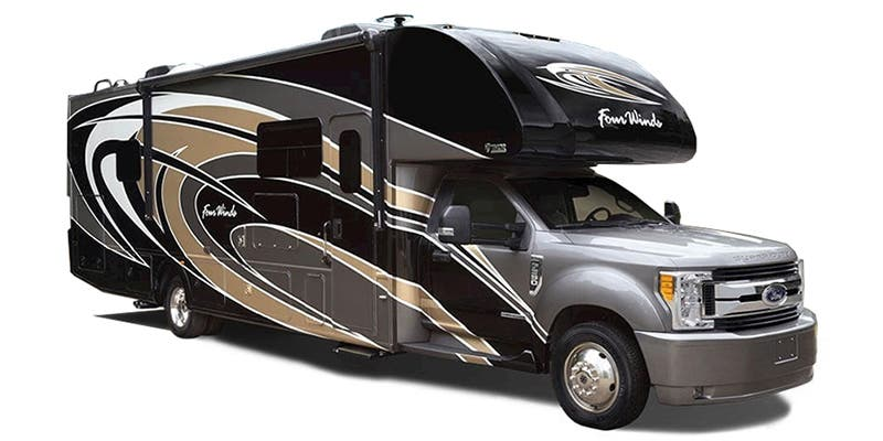 Find Specs for 2019 Thor Motor Coach Four Winds Super C Class C RVs