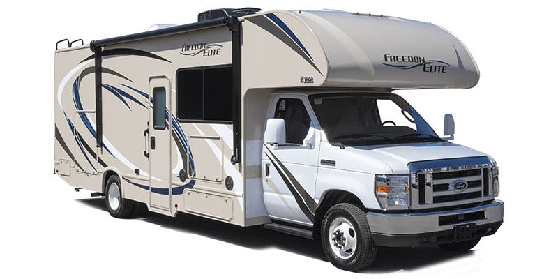 Find Specs for 2018 Thor Motor Coach Freedom Elite Class C RVs