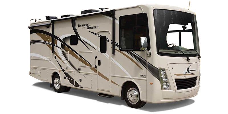 Find Specs for 2018 Thor Motor Coach Freedom Traveler Class A RVs