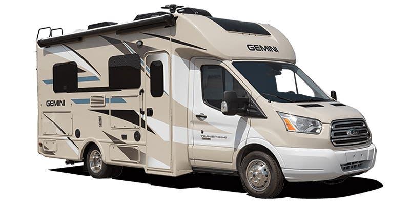 Find Specs for 2018 Thor Motor Coach Gemini RVs