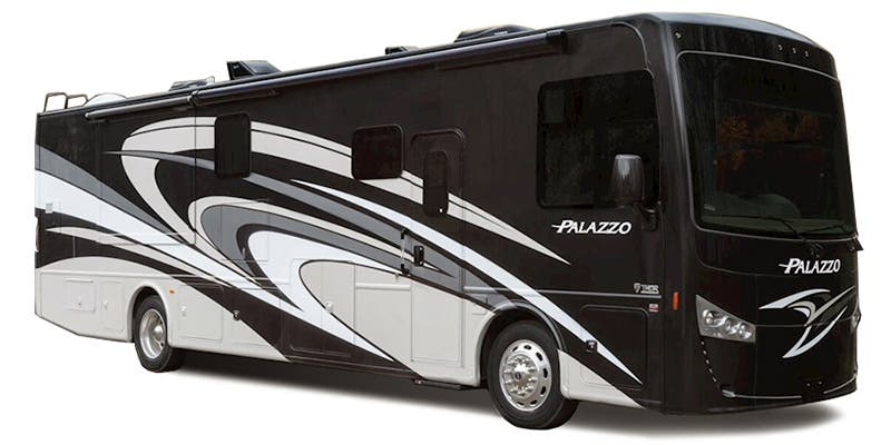 Find Specs for 2018 Thor Motor Coach Palazzo Class A RVs