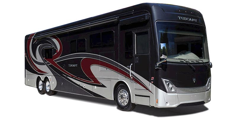 Find Specs for 2018 Thor Motor Coach Tuscany Class A RVs