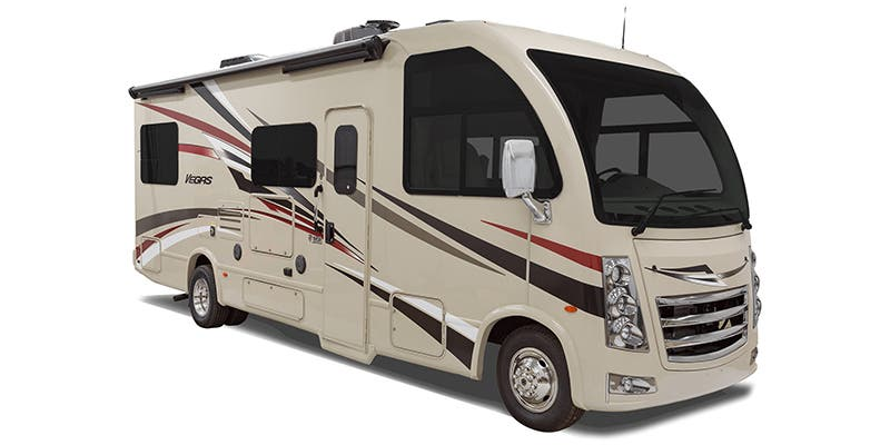 Find Specs for 2018 Thor Motor Coach Vegas Class A RVs