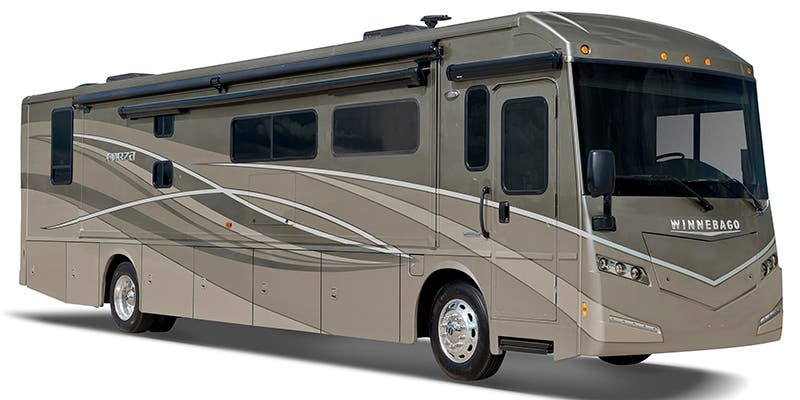 Find Specs for 2018 Winnebago Forza Class A RVs