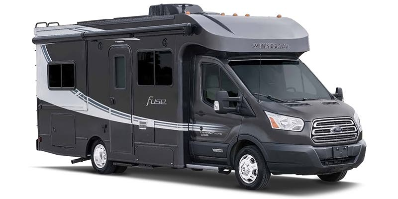 Find Specs for 2018 Winnebago Fuse Class C RVs
