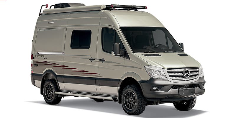 Find Specs for 2019 Winnebago Revel Class B RVs