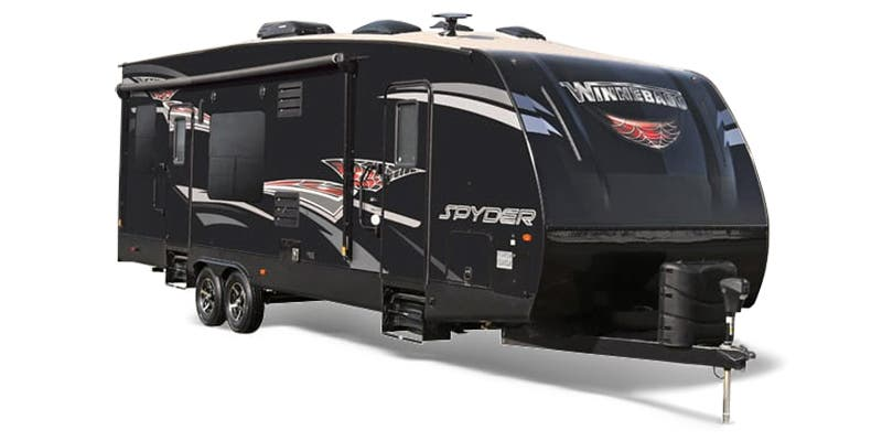 2018 Winnebago Spyder (Toy Hauler)