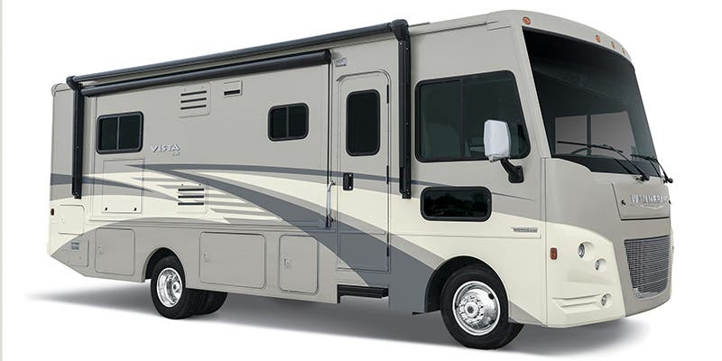 Find Specs for 2018 Winnebago Vista LX Class A RVs