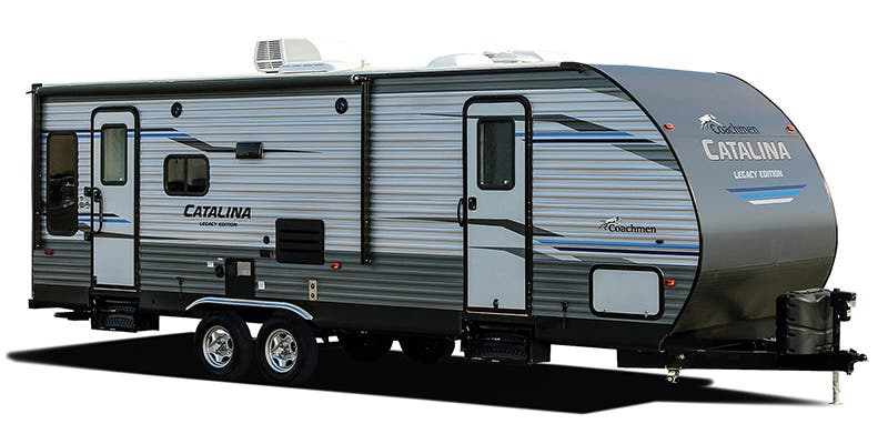 Find Specs for 2020 Coachmen Catalina Legacy Edition Travel Trailer RVs