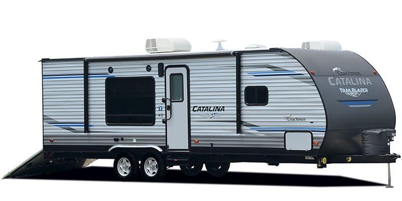 Find Specs for 2019 Coachmen Catalina Trail Blazer Toy Hauler RVs