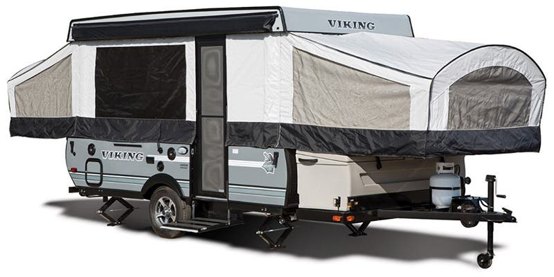 Find Specs for 2019 Coachmen Viking Legend Expandable Trailer RVs