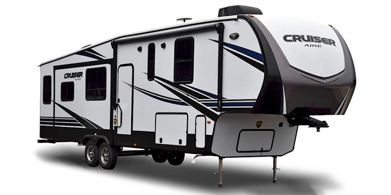 Find Specs for 2019 CrossRoads Cruiser Aire Fifth Wheel RVs