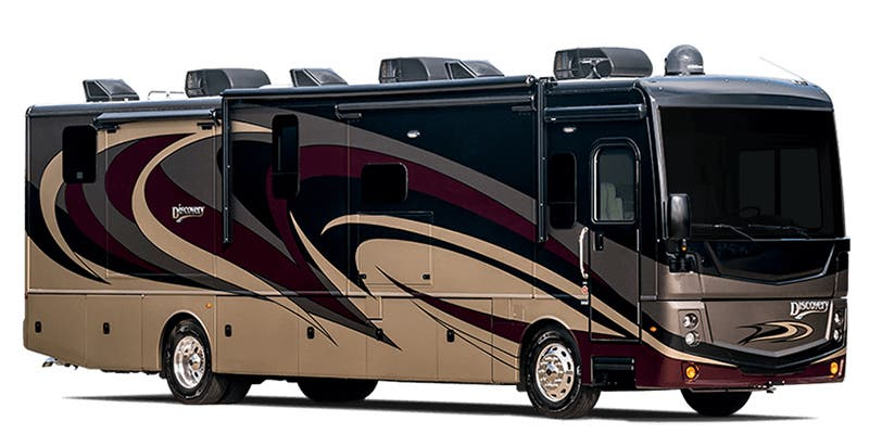 2019 Fleetwood Discovery (Class A)