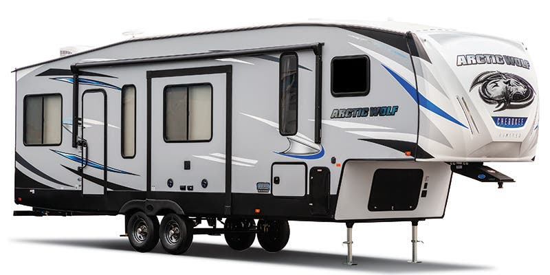 Find Specs for 2019 Forest River Cherokee Arctic Wolf Fifth Wheel RVs