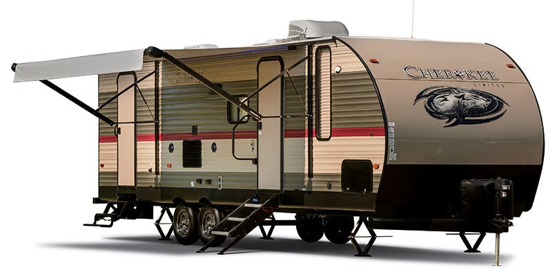 Find Specs for 2019 Forest River Cherokee Travel Trailer RVs