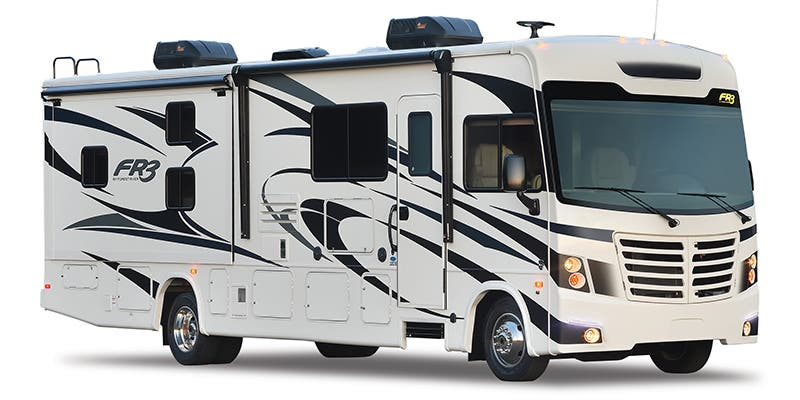 Find Specs for 2019 Forest River FR3 Class A RVs