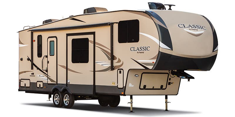 Find Specs for 2019 Forest River Flagstaff Classic Super Lite Fifth Wheel RVs